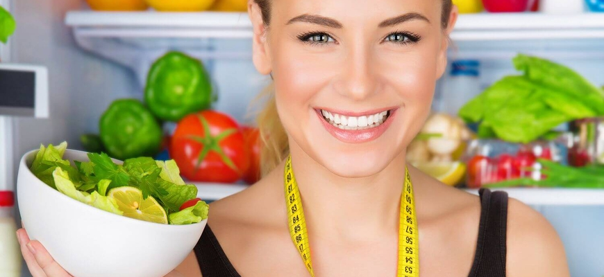 Дробное питание для похудения: меню на неделю (таблица).