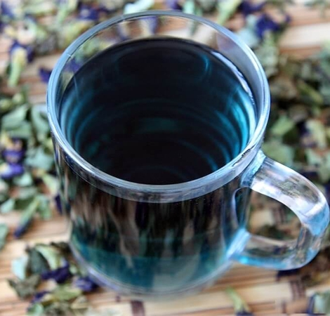 пурпурный чай чанг шу развод или правда