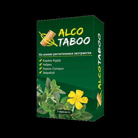 alcotaboo алко табу препарат от алкогольной зависимости 10