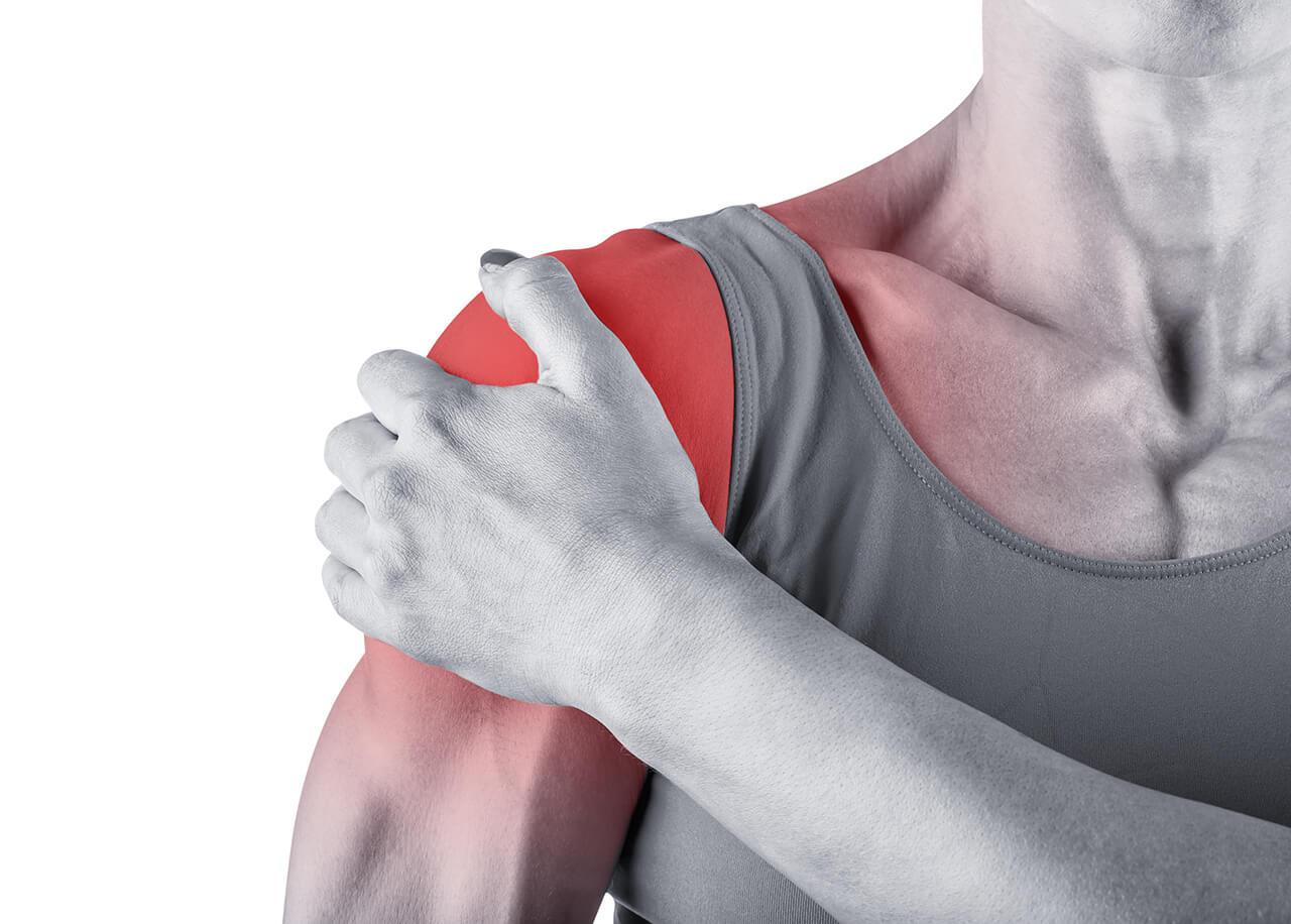 Боль в плече при резком движении
