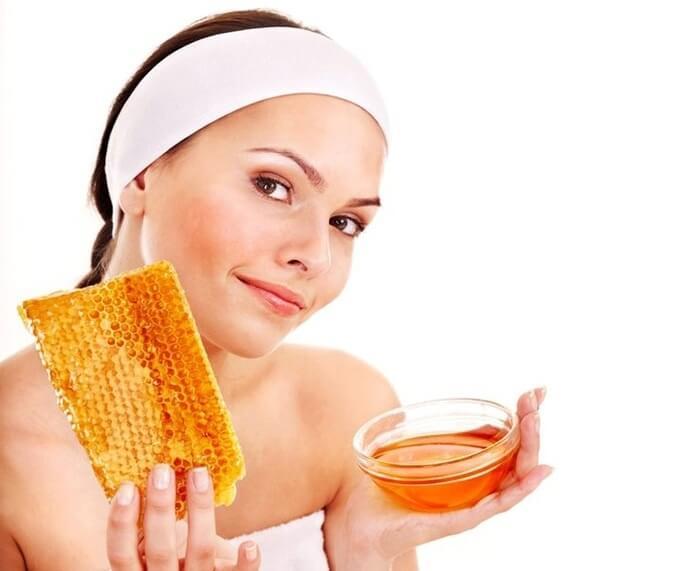 Сколько держать маску из меда на лице