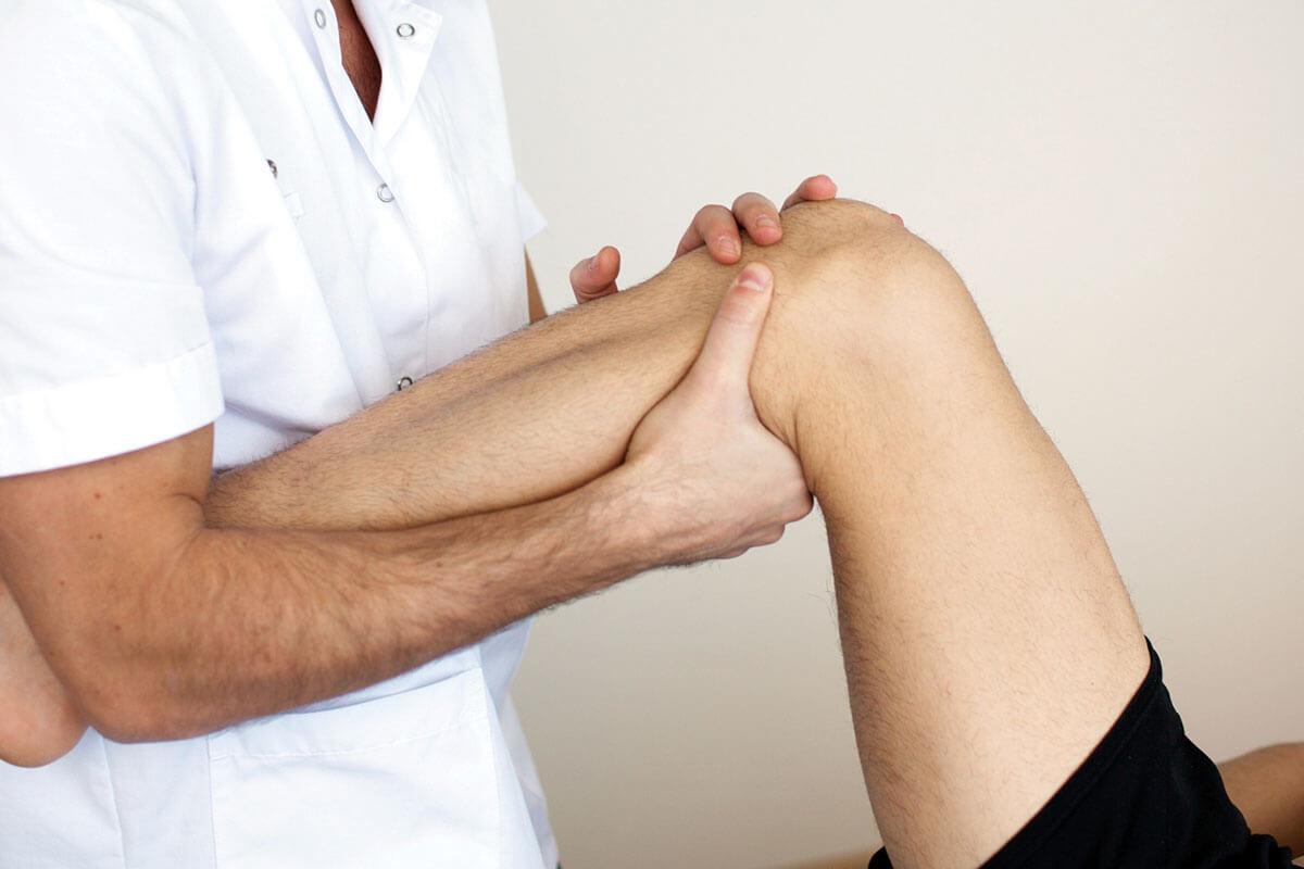 Как лечить голеностопный сустав, если он болит