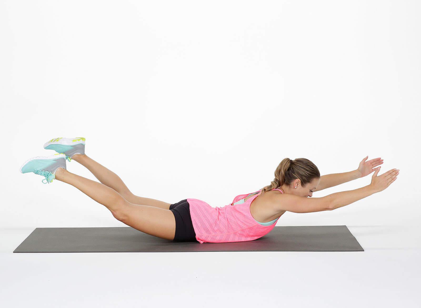 7 упражнений, которые помогут вам добиться просвета между