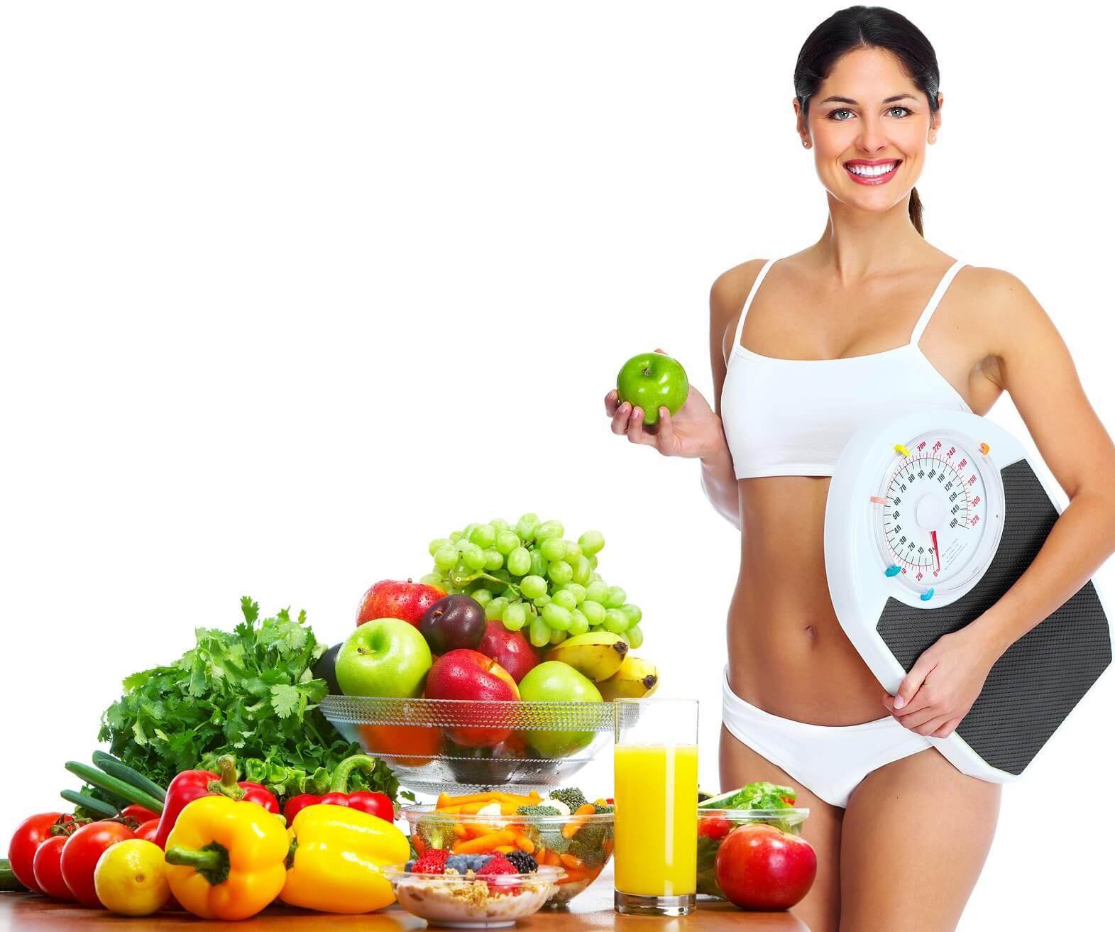 как похудеть рацион на каждый день