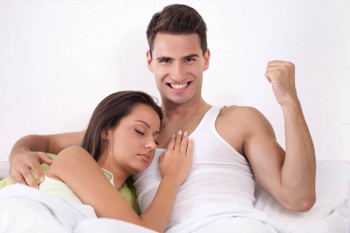 Ходьба босиком усиливает сексуальную активность