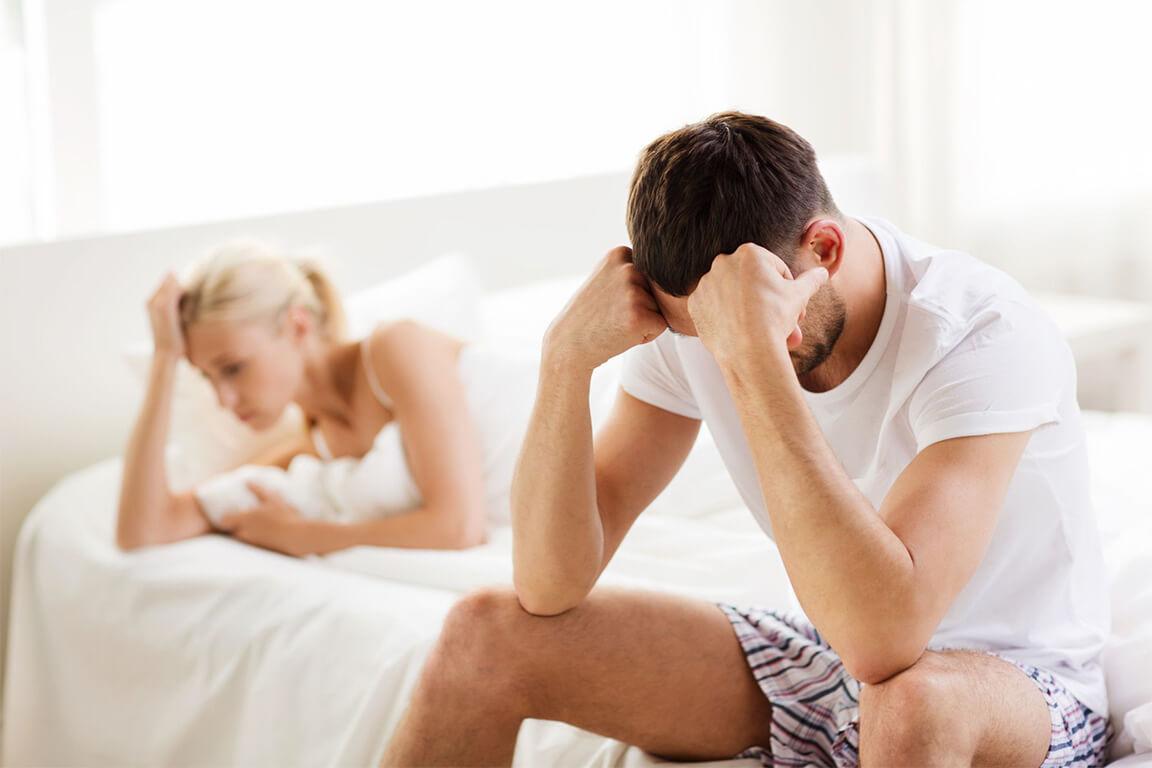 Как женщина может помочь мужчине при простатите