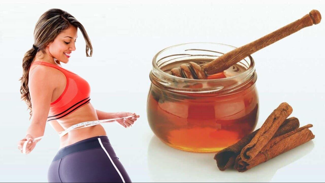 похудение с медом и яблочным уксусом