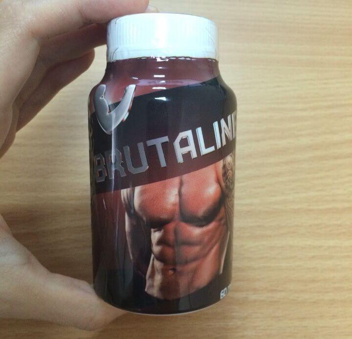 Brutaline для наращивания мышечной массы в Ровно