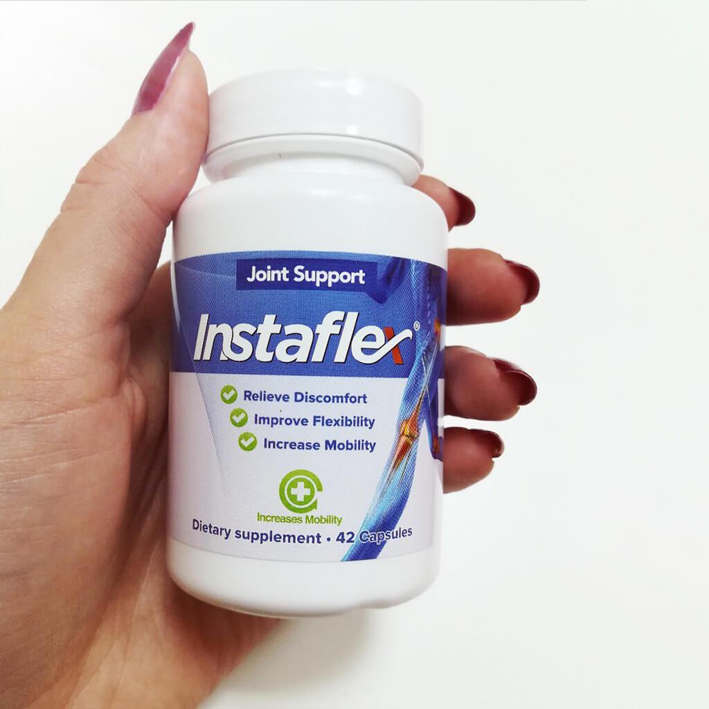 Капсулы для здоровья суставов Instaflex в Асине