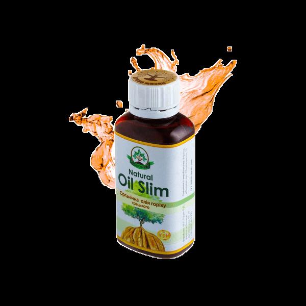 Natural Oil Slim - масло для похудения