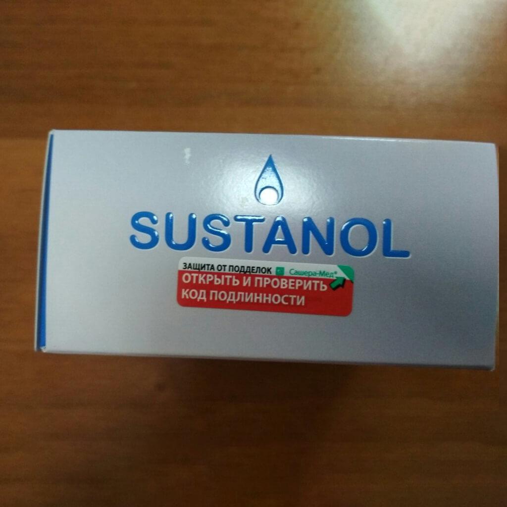 Sustanol - крем-свеча для суставов в Саратове