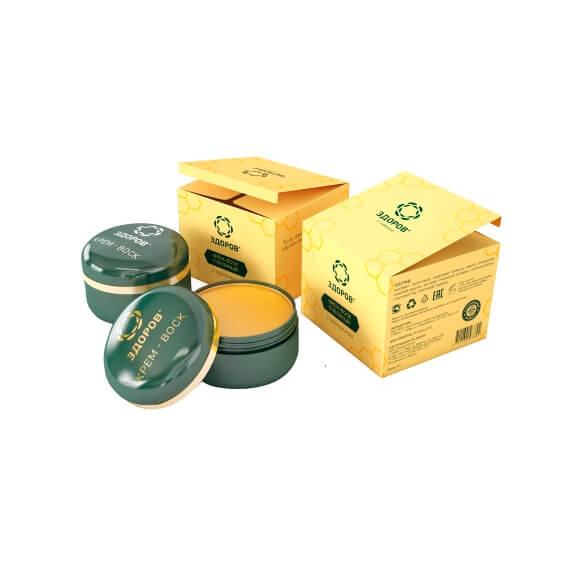 Купить Здоров крем воск от варикоза в Перми в аптеке YODI по ...