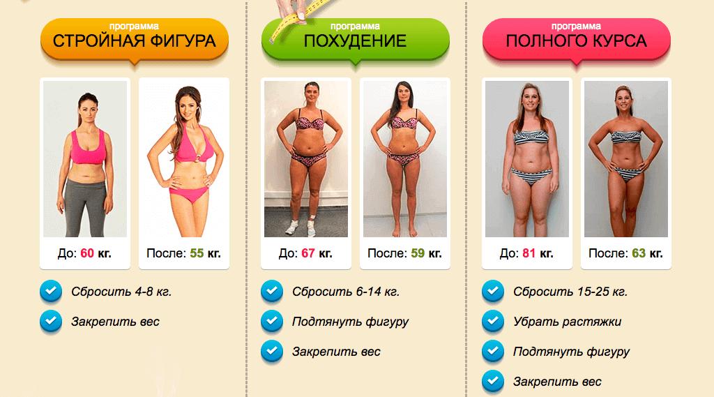 Смотреть программу как похудеть