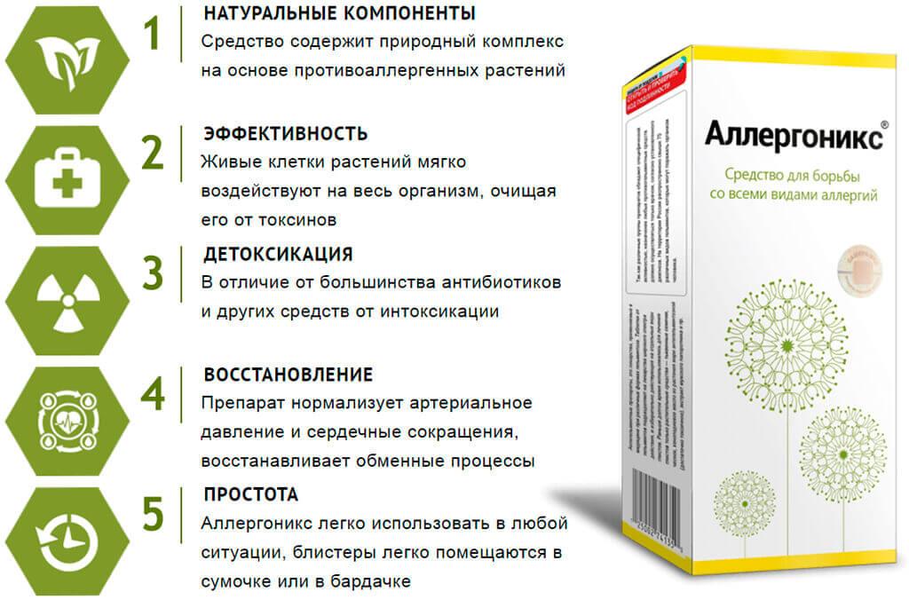 средство против аллергии не вызывающие сонливость